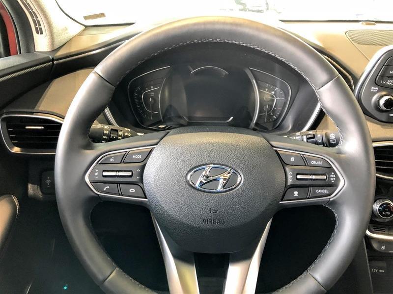 2019 Hyundai Santa Fe Luxury AWD 2.0T Dark Chrome in Regina, Saskatchewan - 8 - w1024h768px