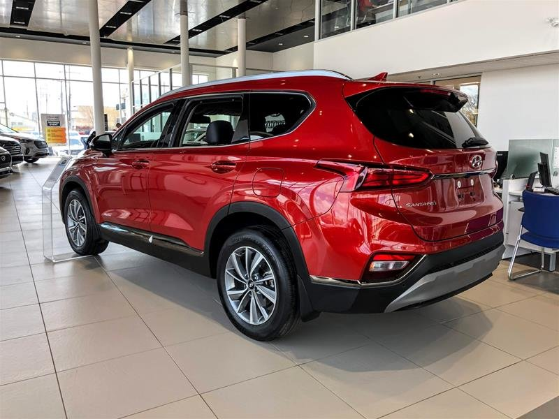 2019 Hyundai Santa Fe Luxury AWD 2.0T Dark Chrome in Regina, Saskatchewan - 4 - w1024h768px