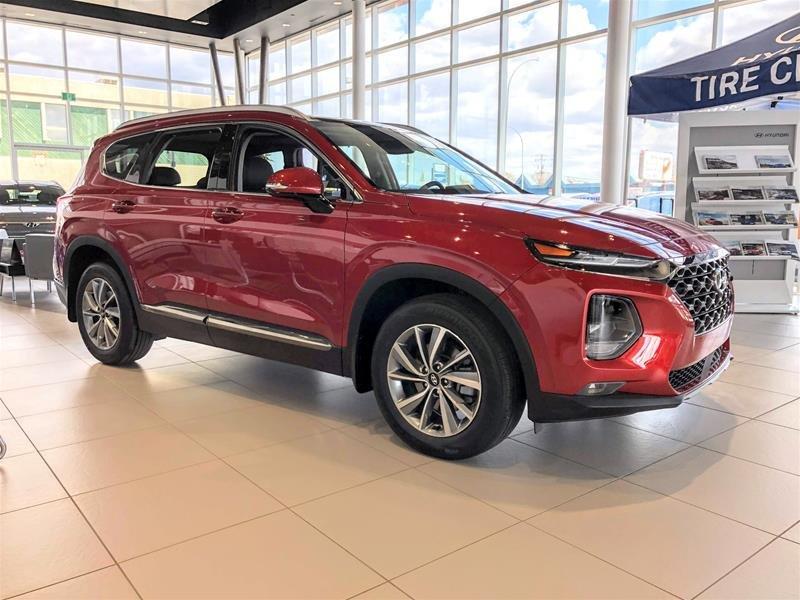 2019 Hyundai Santa Fe Luxury AWD 2.0T Dark Chrome in Regina, Saskatchewan - 2 - w1024h768px