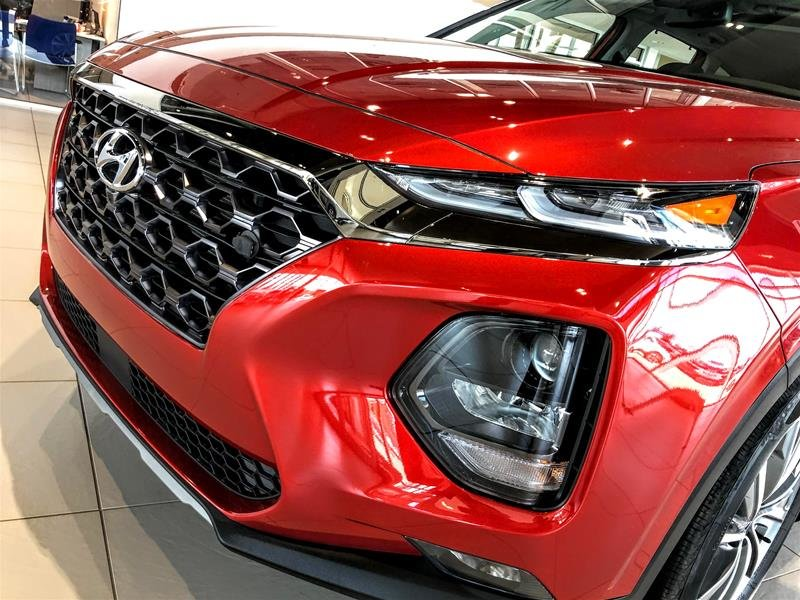 2019 Hyundai Santa Fe Luxury AWD 2.0T Dark Chrome in Regina, Saskatchewan - 17 - w1024h768px