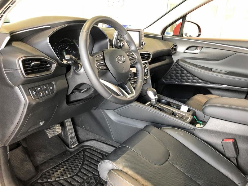 2019 Hyundai Santa Fe Luxury AWD 2.0T Dark Chrome in Regina, Saskatchewan - 5 - w1024h768px