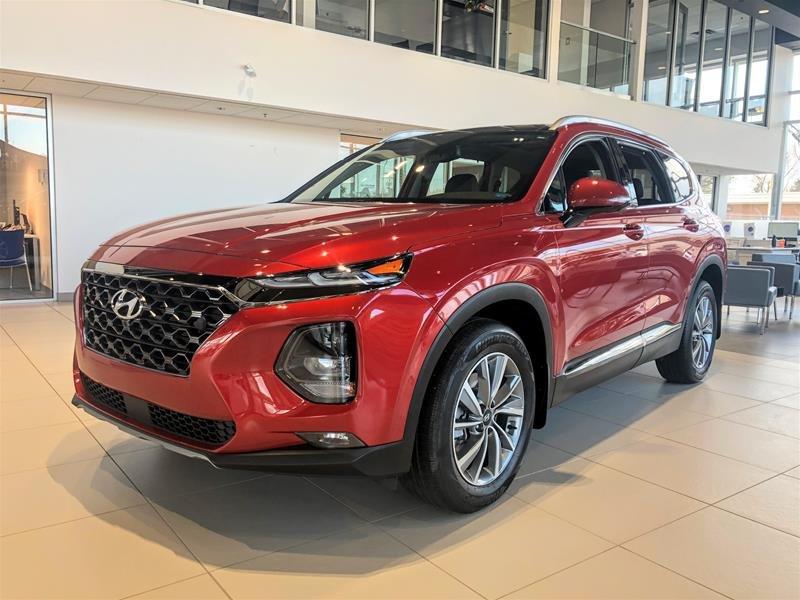 2019 Hyundai Santa Fe Luxury AWD 2.0T Dark Chrome in Regina, Saskatchewan - 1 - w1024h768px