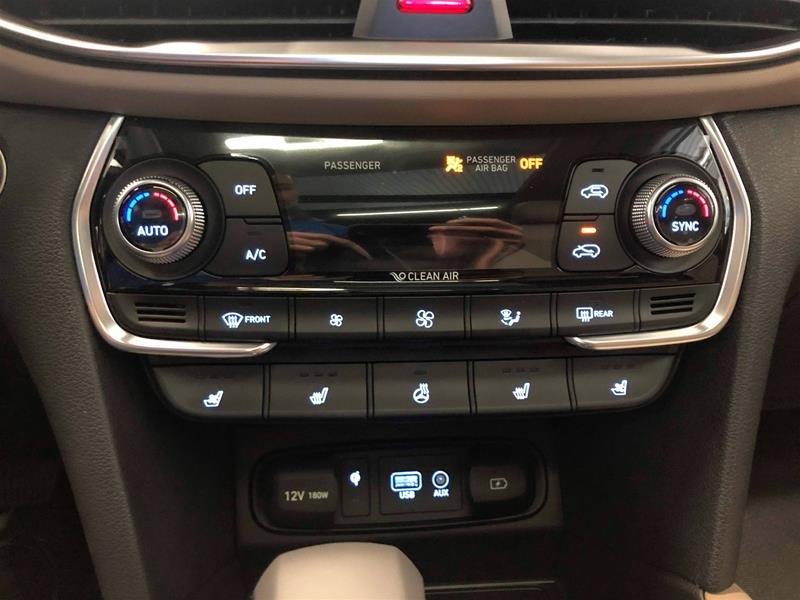 2019 Hyundai Santa Fe Ultimate AWD 2.0T in Regina, Saskatchewan - 9 - w1024h768px