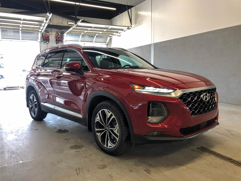 2019 Hyundai Santa Fe Ultimate AWD 2.0T in Regina, Saskatchewan - 2 - w1024h768px