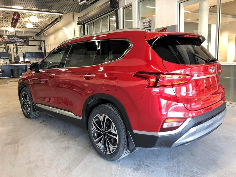 2019 Hyundai Santa Fe Ultimate AWD 2.0T in Regina, Saskatchewan - 4 - w1024h768px