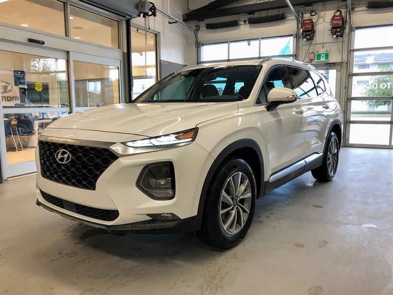 2019 Hyundai Santa Fe Preferred AWD 2.4L in Regina, Saskatchewan - 1 - w1024h768px