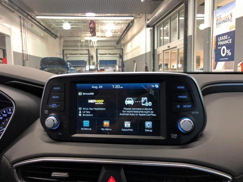 2019 Hyundai Santa Fe Preferred AWD 2.4L in Regina, Saskatchewan - 9 - w1024h768px
