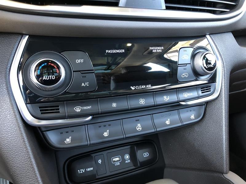2019 Hyundai Santa Fe Ultimate AWD 2.0T Dark Chrome in Regina, Saskatchewan - 11 - w1024h768px
