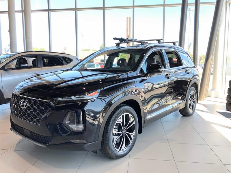 2019 Hyundai Santa Fe Ultimate AWD 2.0T Dark Chrome in Regina, Saskatchewan - 1 - w1024h768px