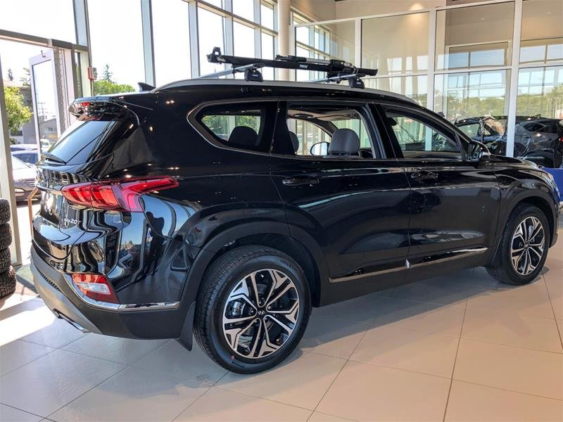 2019 Hyundai Santa Fe Ultimate AWD 2.0T Dark Chrome in Regina, Saskatchewan - 3 - w1024h768px