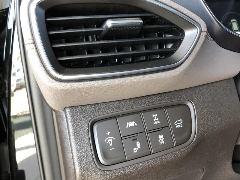 2019 Hyundai Santa Fe Ultimate AWD 2.0T Dark Chrome in Regina, Saskatchewan - 7 - w1024h768px