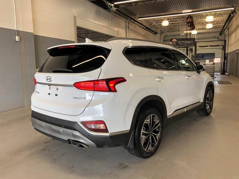 2020 Hyundai Santa Fe Ultimate AWD 2.0T in Regina, Saskatchewan - 3 - w1024h768px