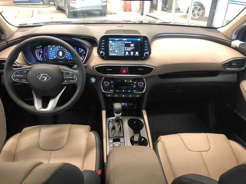 2020 Hyundai Santa Fe Ultimate AWD 2.0T in Regina, Saskatchewan - 9 - w1024h768px