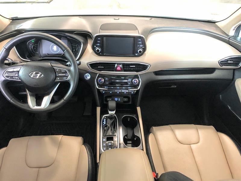 2020 Hyundai Santa Fe Luxury AWD 2.0T in Regina, Saskatchewan - 8 - w1024h768px