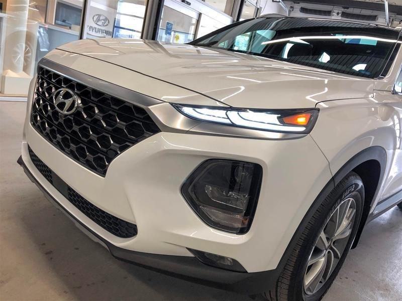 2020 Hyundai Santa Fe Luxury AWD 2.0T in Regina, Saskatchewan - 15 - w1024h768px