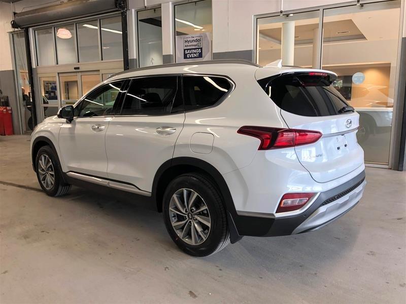 2020 Hyundai Santa Fe Luxury AWD 2.0T in Regina, Saskatchewan - 4 - w1024h768px
