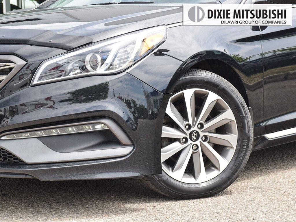 2015 Hyundai Sonata Sport at in Mississauga, Ontario - 6 - w1024h768px