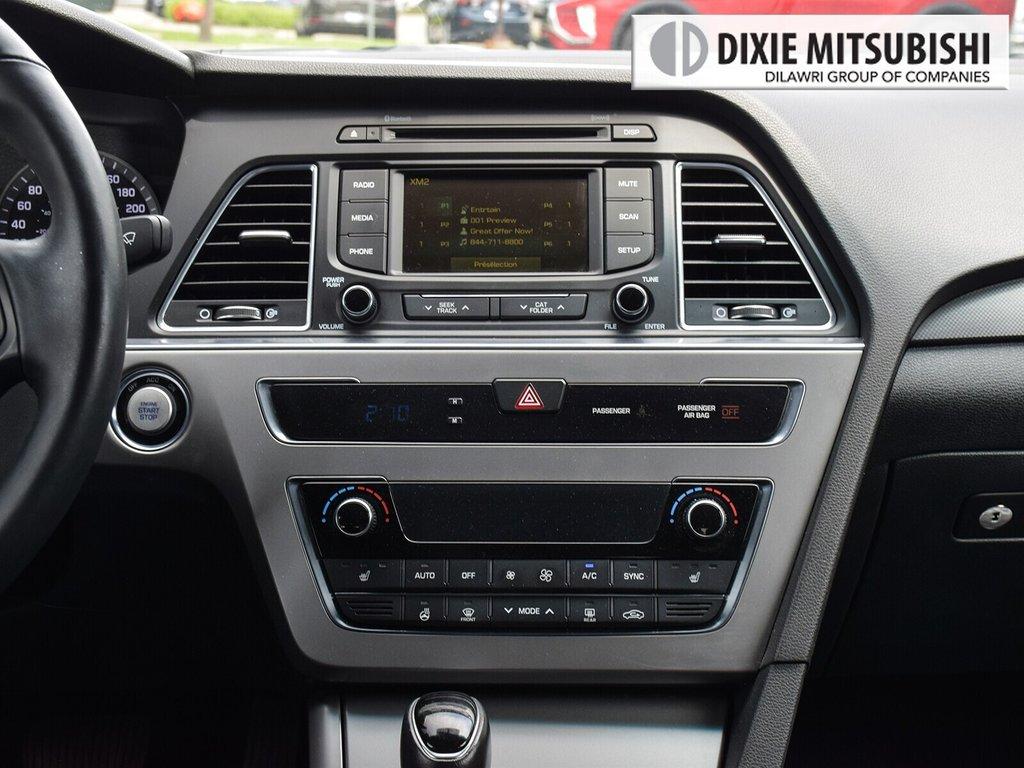 2015 Hyundai Sonata Sport at in Mississauga, Ontario - 17 - w1024h768px