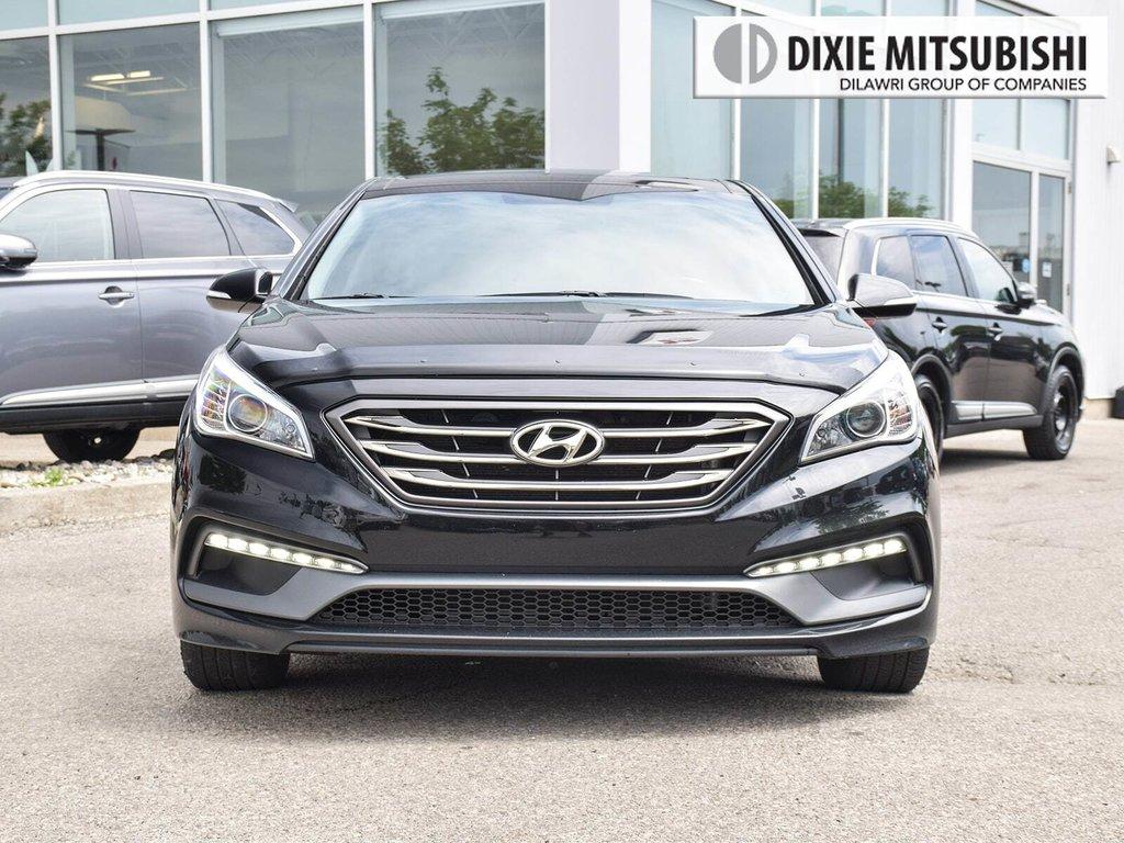 2015 Hyundai Sonata Sport at in Mississauga, Ontario - 29 - w1024h768px