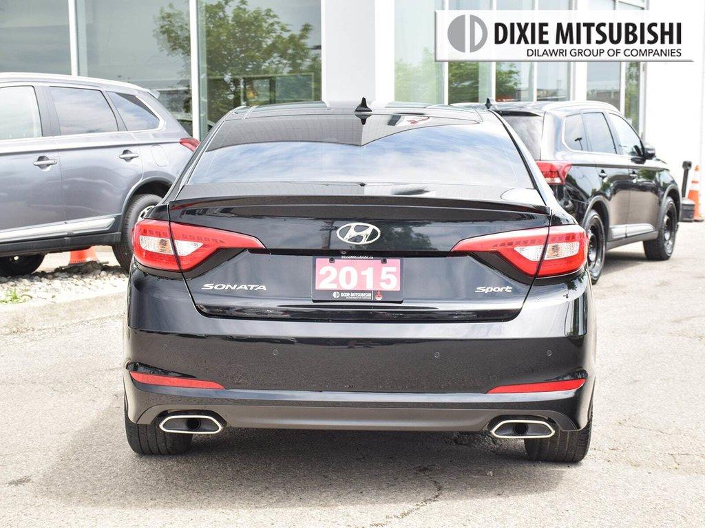2015 Hyundai Sonata Sport at in Mississauga, Ontario - 4 - w1024h768px