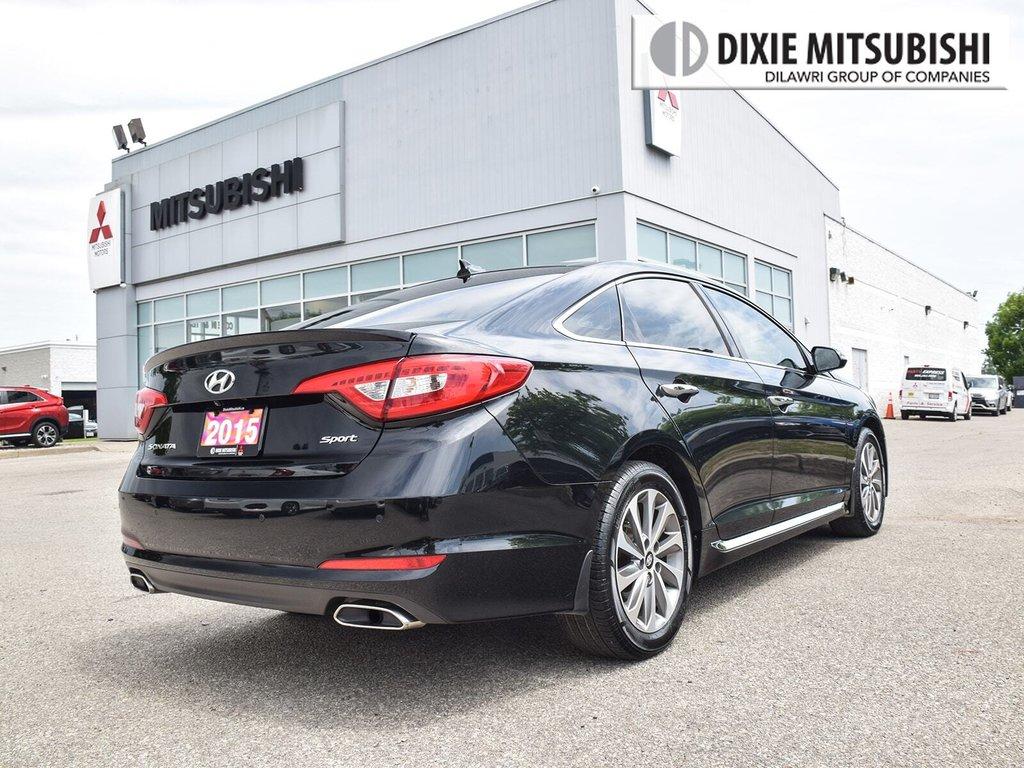 2015 Hyundai Sonata Sport at in Mississauga, Ontario - 5 - w1024h768px