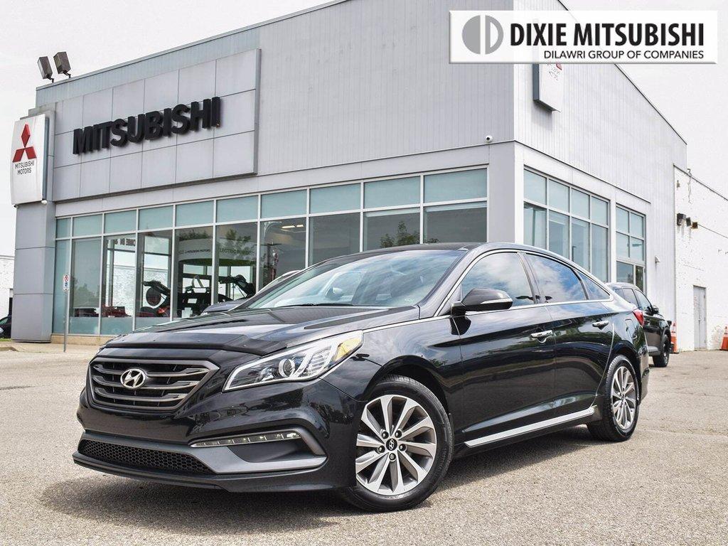 2015 Hyundai Sonata Sport at in Mississauga, Ontario - 1 - w1024h768px