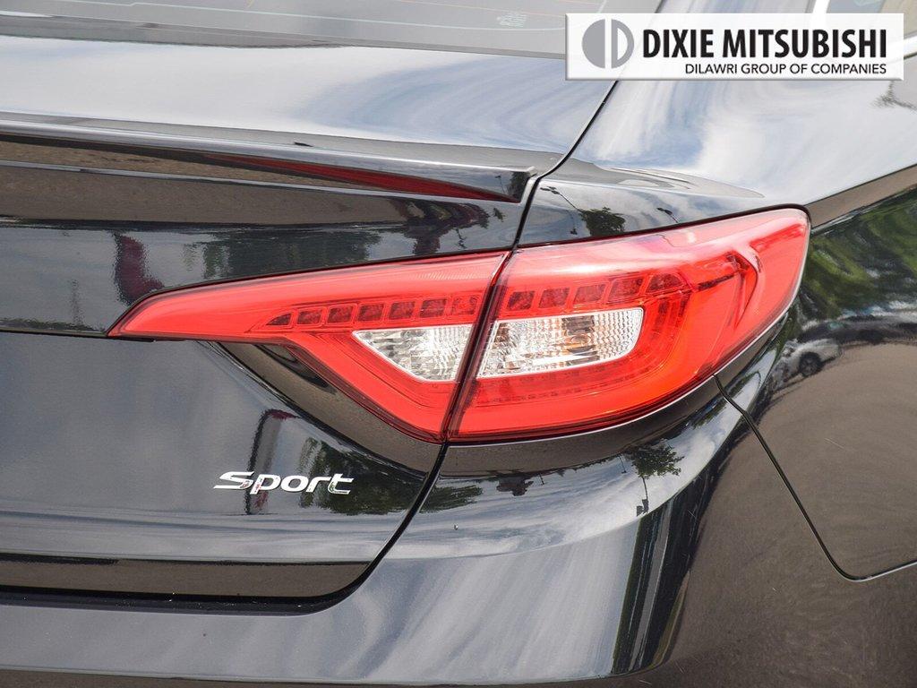 2015 Hyundai Sonata Sport at in Mississauga, Ontario - 34 - w1024h768px
