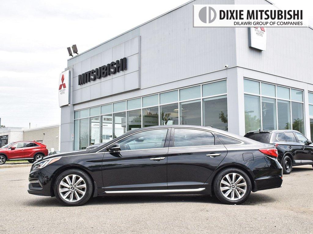 2015 Hyundai Sonata Sport at in Mississauga, Ontario - 30 - w1024h768px