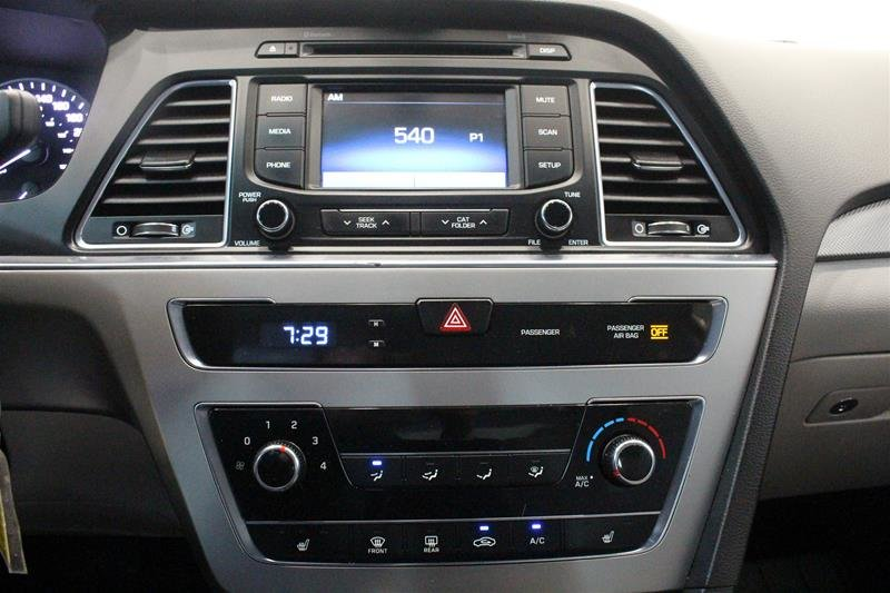2015 Hyundai Sonata GL at in Regina, Saskatchewan - 7 - w1024h768px