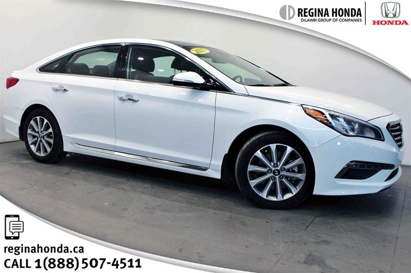 2017 Hyundai Sonata Limited in Regina, Saskatchewan - 1 - w1024h768px