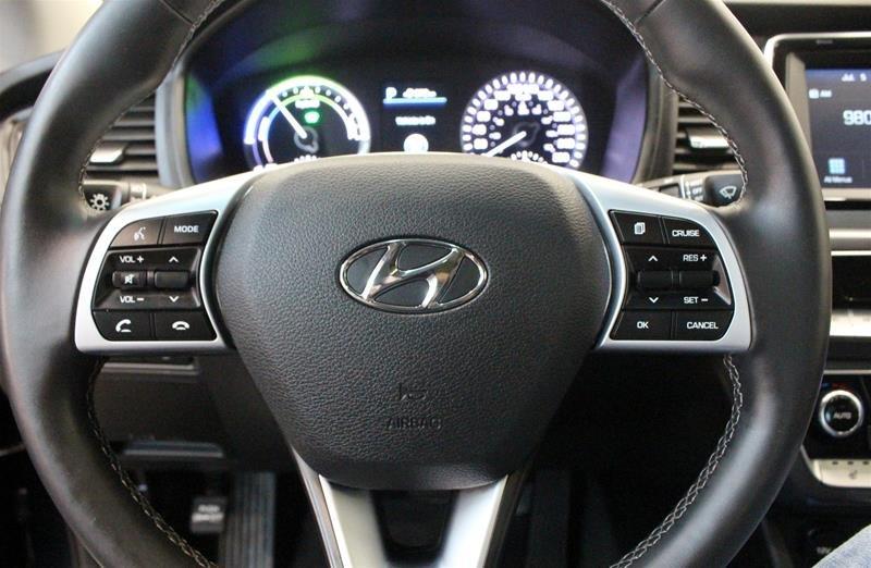 2018 Hyundai Sonata Hybrid GLS in Regina, Saskatchewan - 6 - w1024h768px
