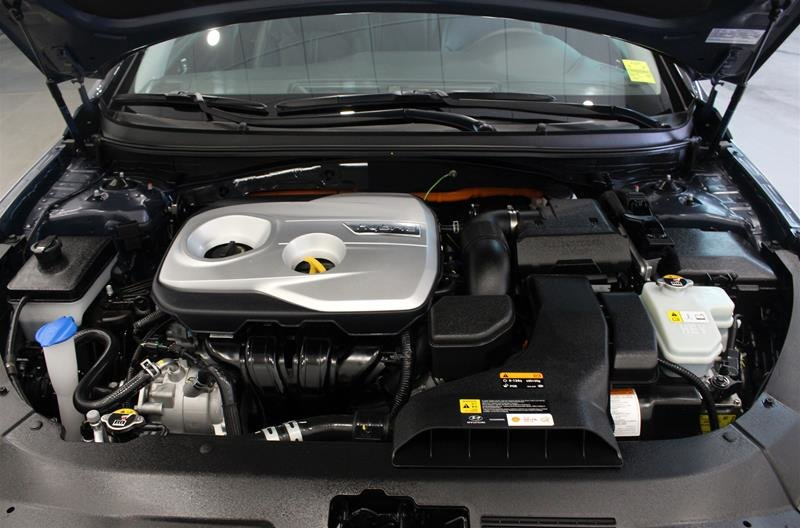 2018 Hyundai Sonata Hybrid GLS in Regina, Saskatchewan - 19 - w1024h768px