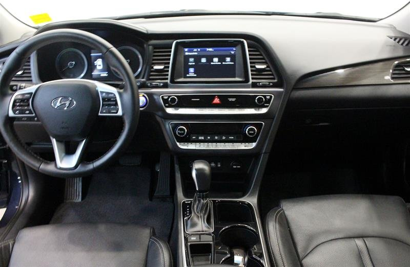 2018 Hyundai Sonata Hybrid GLS in Regina, Saskatchewan - 14 - w1024h768px