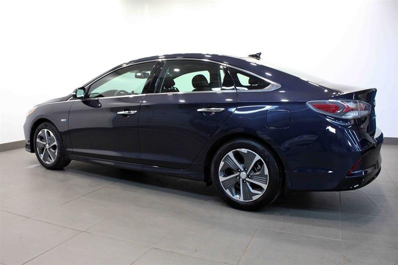 2018 Hyundai Sonata Hybrid GLS in Regina, Saskatchewan - 21 - w1024h768px