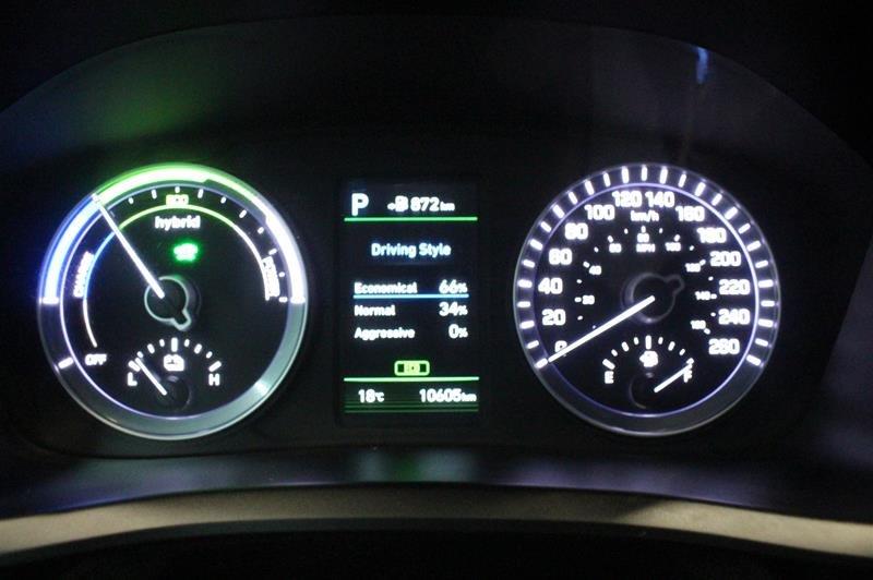 2018 Hyundai Sonata Hybrid GLS in Regina, Saskatchewan - 2 - w1024h768px