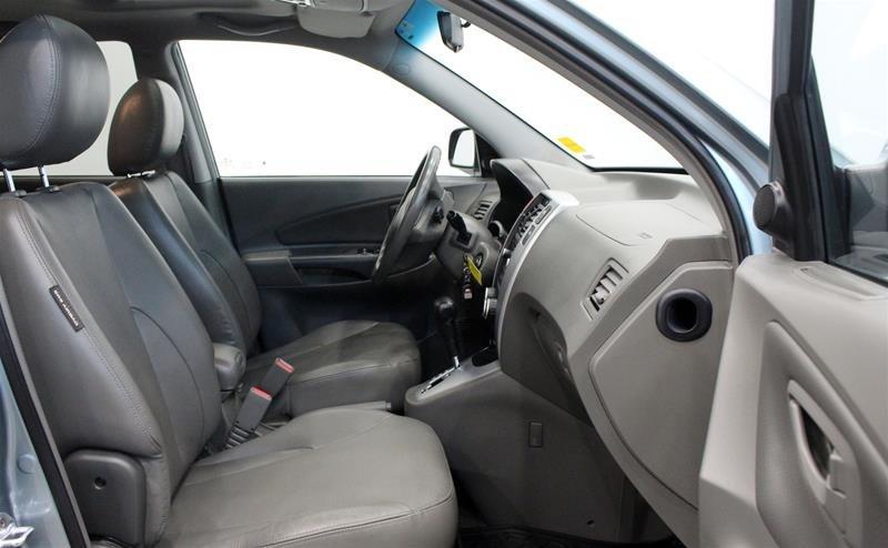 2008 Hyundai Tucson Limited 4WD at in Regina, Saskatchewan - 13 - w1024h768px