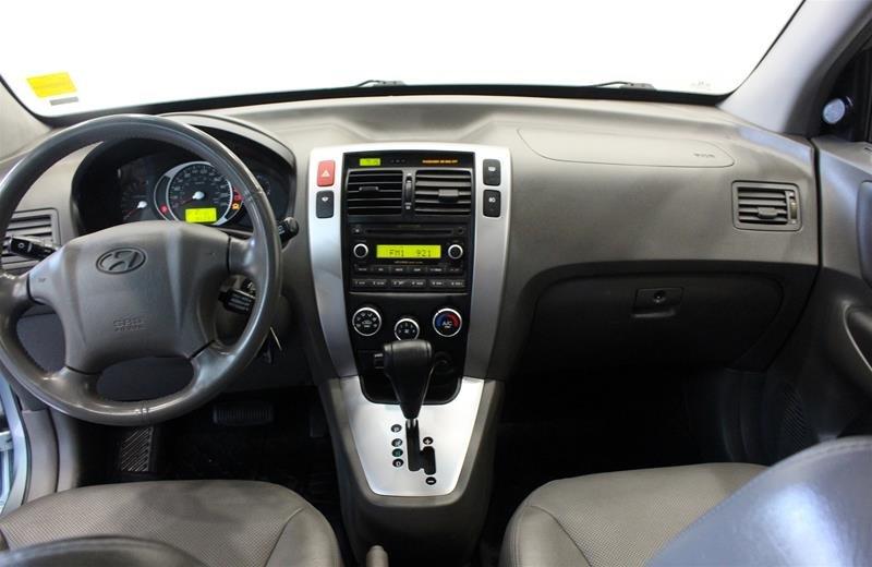 2008 Hyundai Tucson Limited 4WD at in Regina, Saskatchewan - 12 - w1024h768px
