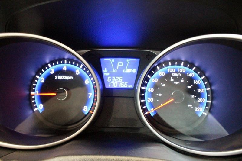 2012 Hyundai Tucson GL FWD at in Regina, Saskatchewan - 2 - w1024h768px