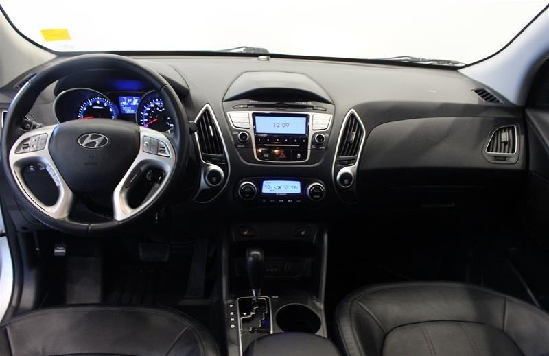 2013 Hyundai Tucson Limited AWD at in Regina, Saskatchewan - 10 - w1024h768px