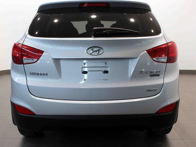 2013 Hyundai Tucson Limited AWD at in Regina, Saskatchewan - 17 - w1024h768px