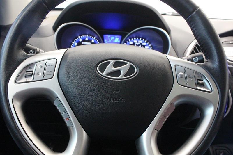 2013 Hyundai Tucson Limited AWD at in Regina, Saskatchewan - 4 - w1024h768px