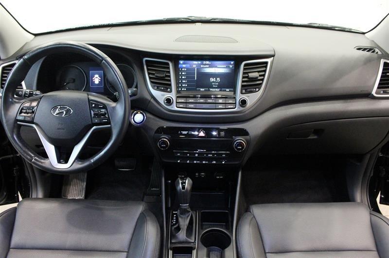 2016 Hyundai Tucson AWD 1.6T Limited in Regina, Saskatchewan - 15 - w1024h768px