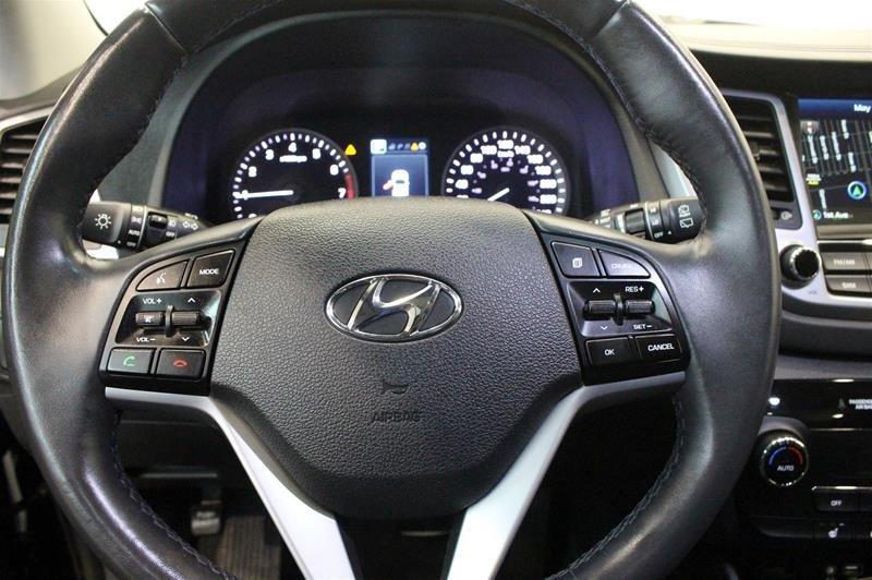 2016 Hyundai Tucson AWD 1.6T Limited in Regina, Saskatchewan - 6 - w1024h768px