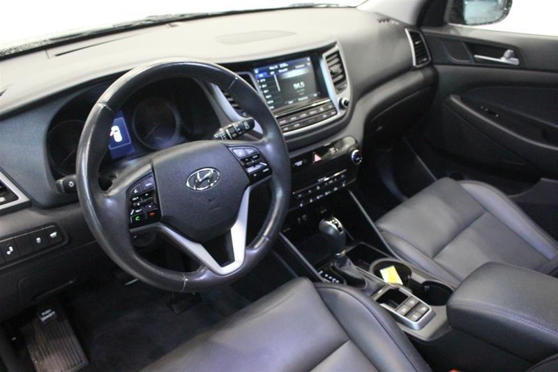 2016 Hyundai Tucson AWD 1.6T Limited in Regina, Saskatchewan - 9 - w1024h768px
