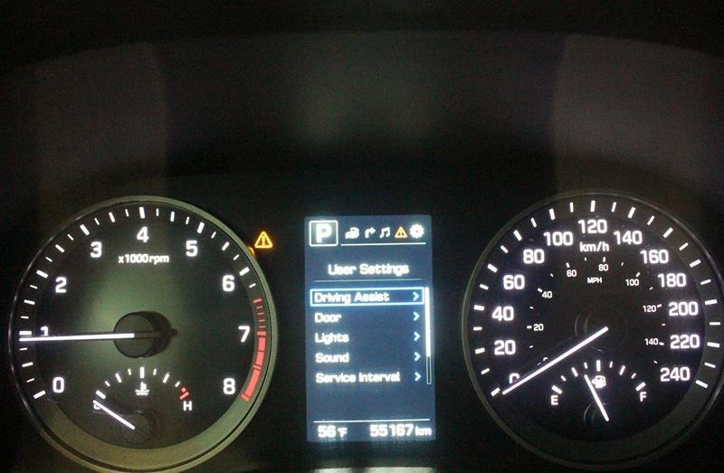 2016 Hyundai Tucson AWD 1.6T Limited in Regina, Saskatchewan - 2 - w1024h768px
