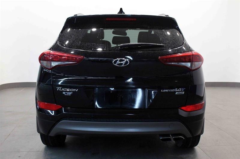2016 Hyundai Tucson AWD 1.6T Limited in Regina, Saskatchewan - 20 - w1024h768px
