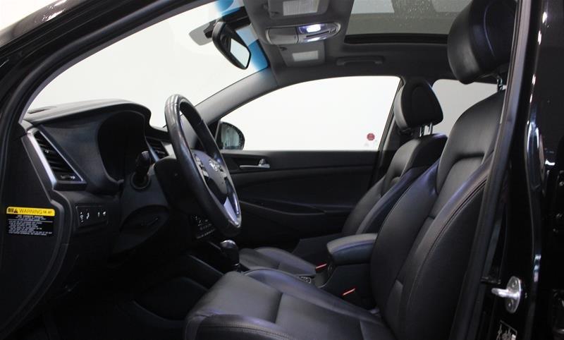 2016 Hyundai Tucson AWD 1.6T Limited in Regina, Saskatchewan - 10 - w1024h768px