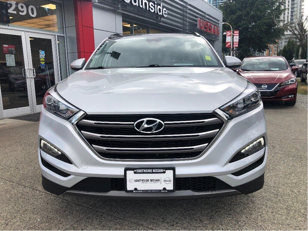 2016 Hyundai Tucson AWD 1.6T Limited in Vancouver, British Columbia - 23 - w1024h768px