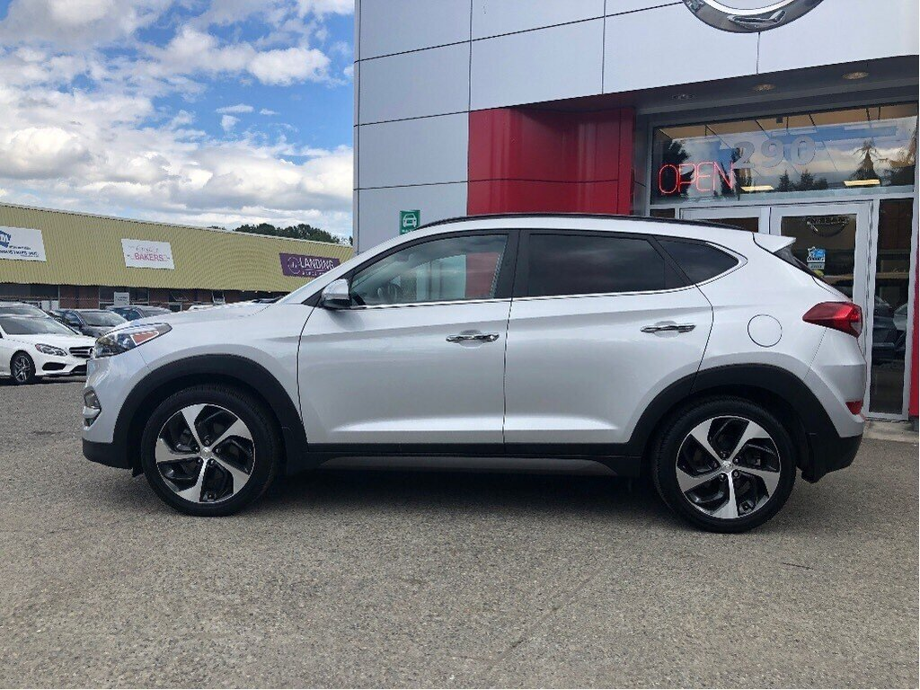 2016 Hyundai Tucson AWD 1.6T Limited in Vancouver, British Columbia - 8 - w1024h768px