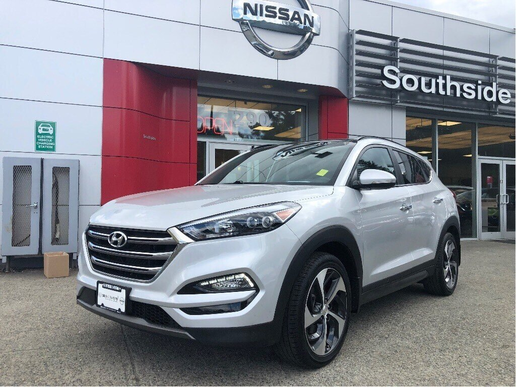2016 Hyundai Tucson AWD 1.6T Limited in Vancouver, British Columbia - 1 - w1024h768px
